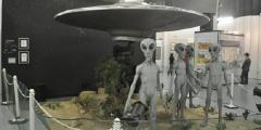 I musei del mistero: Alcatraz e gli UFO