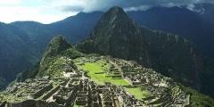 Machu Picchu e le erbe disgreganti