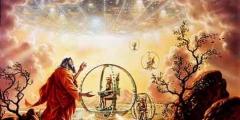 "Ezechiele: La ""manna"" e una strana macchina"