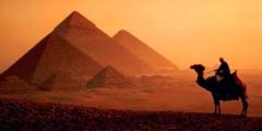 Piramidi Spaziali - Le Piramidi Egiziane
