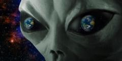 Alieno di 4 metri: spunta la foto ma è a pagamento