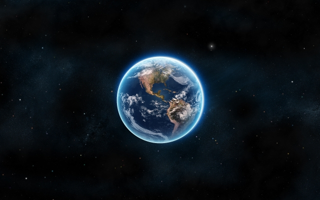 Earth-Planet-Globe-Space-Wallpaper