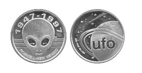 coin-roswell-new-mexico-1997 1