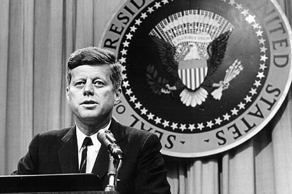 JFK e gli Ufo: un documento