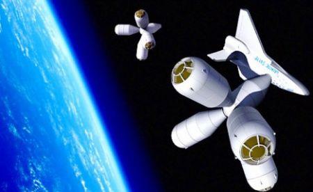 Risultati immagini per Galactic Suite Space Resort